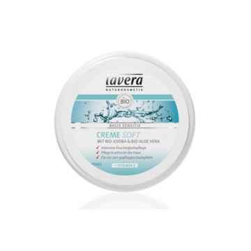 Lavera Krém hydratační SOFT, Basis Sensitive 150 ml