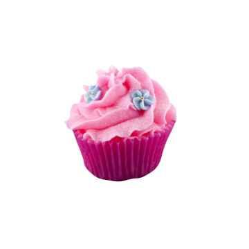 Autour Du Bain Cupcake červené plody 1 ks