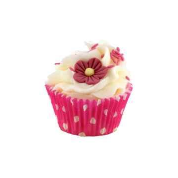 Autour Du Bain Cupcake sladká jahoda 1 ks