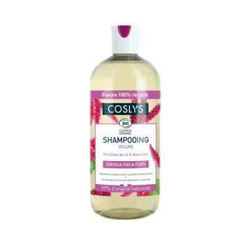 Coslys Šampon na objem, rýžový protein a amarant 500 ml