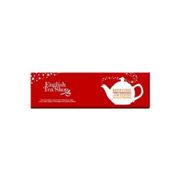 Vánoční sada červené Vánoce 1 ks sada, 60 kusů