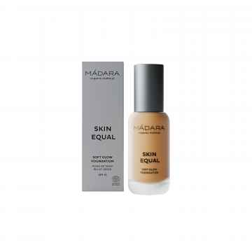 MÁDARA Make-up s SPF 15, Golden Sand 50 30 ml