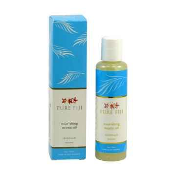 Pure Fiji Exotický masážní a koupelový olej, kokos 90 ml