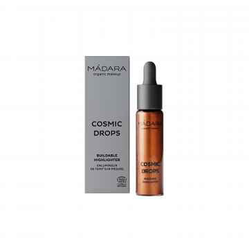 MÁDARA Cosmic drops rozjasňovač, Burning meteorite 3 13,5 ml