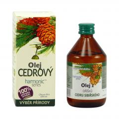 ostatní Cedrový olej 50 ml