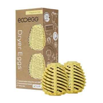 Ecoegg Vajíčko do sušičky 2 ks, bez vůně