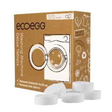 Ecoegg Čisticí tablety do pračky 6 ks