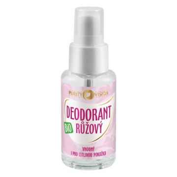 Purity Vision Deosprej růžový 50 ml