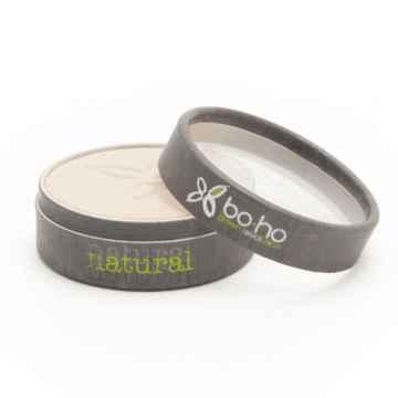 Boho Green Make-Up Kompaktní pudr, Beige Diaphane 01 4,5 g