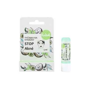 Tyčinka na vyrážky, STOP akné 5 ml