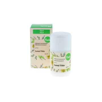 Navia/Kvitok Přírodní deodorant pánský, Lesní tůň 30 ml