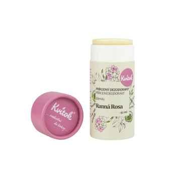 Navia/Kvitok Přírodní deodorant dámský, Ranní rosa 30 ml