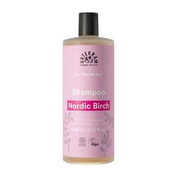 Urtekram Šampon na normální vlasy, Severská bříza 500 ml
