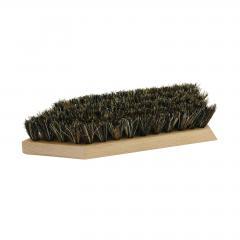 Redecker Čisticí kartáč na boty z bukového dřeva, hrubý 19,5 cm