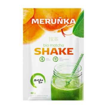 Matcha Tea Matcha shake, bio 30 g, meruňka