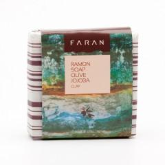 Faran Mýdlo s olivovým a jojobovým olejem Ramon Clay 100 g