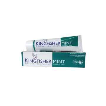 Kingfisher Zubní pasta s mátou 100 ml