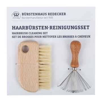 Redecker Sada na čištění kartáčů a hřebenů 2 ks