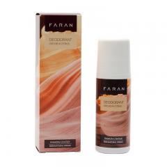 Faran Deodorant se solí z Mrtvého moře Orchid 80 ml