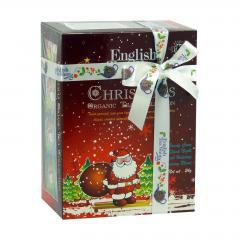 English Tea Shop Vánoční sada Červený Santa, bio 24 g, 12 ks