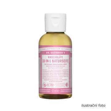 Dr. Bronner's Tekuté universální mýdlo ALL-ONE!, Cherry Blossom 10 ml