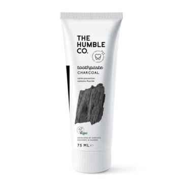 Humble Brush Černá zubní pasta s fluoridem 75 ml