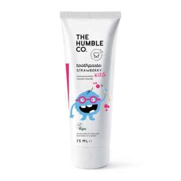 Humble Brush Dětská zubní pasta s fluoridem 75 ml