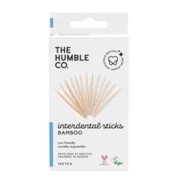 Humble Brush Bambusová párátka 100 ks
