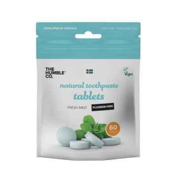 Humble Brush Zubní pasta v tabletách bez fluoridu 60 ks