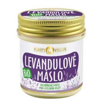 Purity Vision Levandulové máslo bio 120 ml