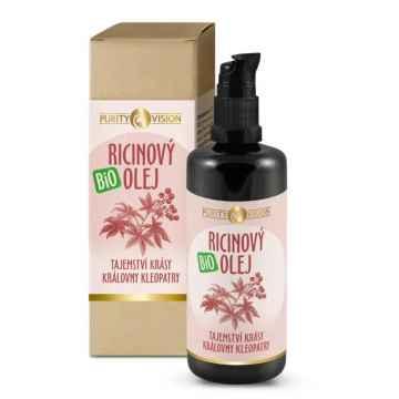 Bio Ricinový olej 100 ml