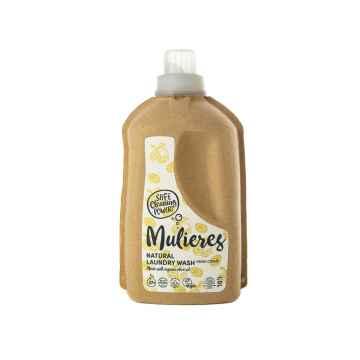 Mulieres Koncentrovaný prací gel, Svěží citrus 1,5 l