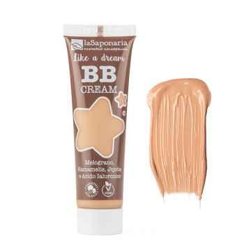 laSaponaria BB krém Jako sen, pískový 30 ml