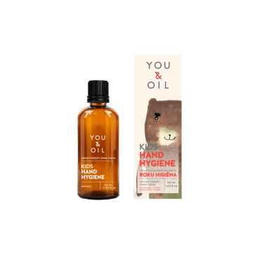 You&Oil Dětský čisticí gel na ruce, KIDS 50 ml