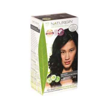 NATURIGIN Barva na vlasy Black 2.0 1 ks
