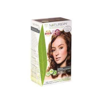 NATURIGIN Barva na vlasy Medium Blonde Red 7.4 1 ks