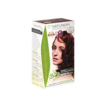 NATURIGIN Barva na vlasy Medium Blonde Deep Red 7.55 1 ks