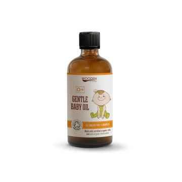 WOODEN SPOON Jemný dětský olej 100 ml