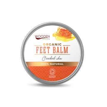 WOODEN SPOON Balzám na nohy na popraskanou pokožku 60 ml