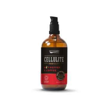 WOODEN SPOON Olej proti celulitidě s pepřem a kávovým extraktem 100 ml