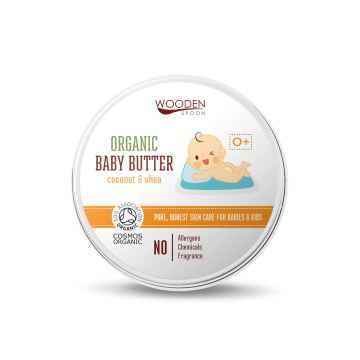 WOODEN SPOON Dětské tělové máslo 100 ml