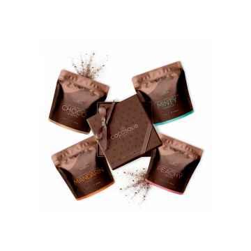 COCOSOLIS organic Balení luxusních kávových peelingů 280 g