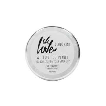 We Love The Planet Přírodní krémový deodorant, So Sensitive 48 g