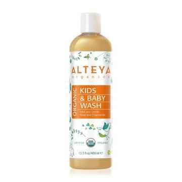 Alteya Organics Organický dětský sprchový gel 400 ml