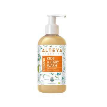 Alteya Organics Organický dětský sprchový gel 250 ml