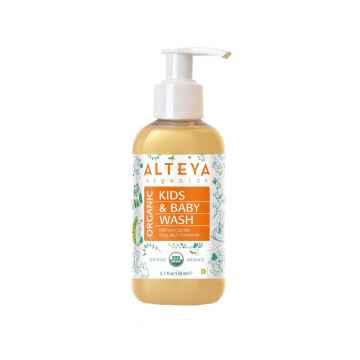 Alteya Organics Organický dětský sprchový gel 150 ml