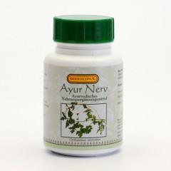 Siddhalepa Ayur Nerv, kapsle, podpora nervového systému 50 ks