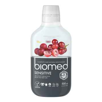 SPLAT BIOMED Sensitive ústní voda 500 ml
