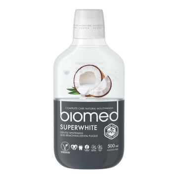 SPLAT BIOMED Superwhite ústní voda 500 ml