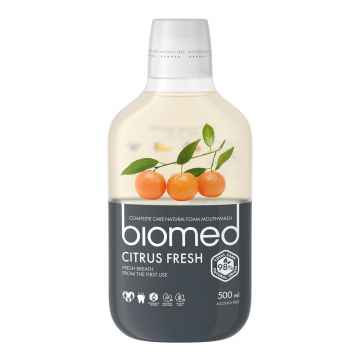 SPLAT BIOMED Citrus Fresh ústní voda 500 ml